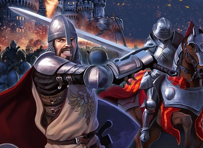 Lords & Knights - Strategy MMO 0