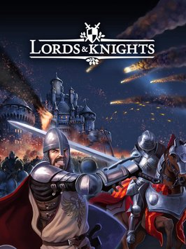 Lords & Knights - Strategy MMO 1
