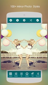 Mirror PhotoEditor&Collage1