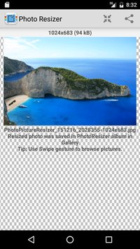 Photo & Picture Resizer..