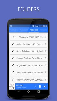 Pixel Music Player.-