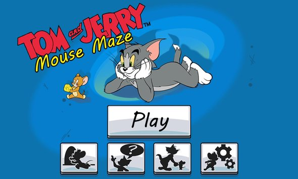 Tom & Jerry Mouse Maze FREE1