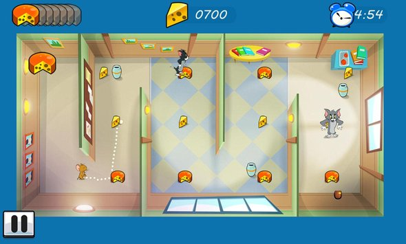 Tom & Jerry Mouse Maze FREE5