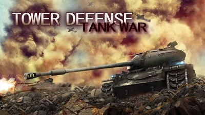 Tower Defense Tank WAR4