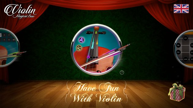 Violin  Magical Bow2