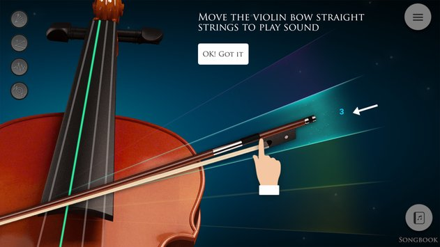 Violin  Magical Bow4