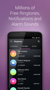 ZEDGE™ Ringtones & Wallpapers3