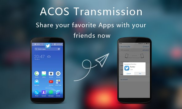 ACOS Launcher-Small,Fast,Boost .4