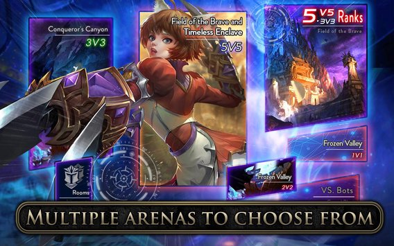 Ace of Arenas  3