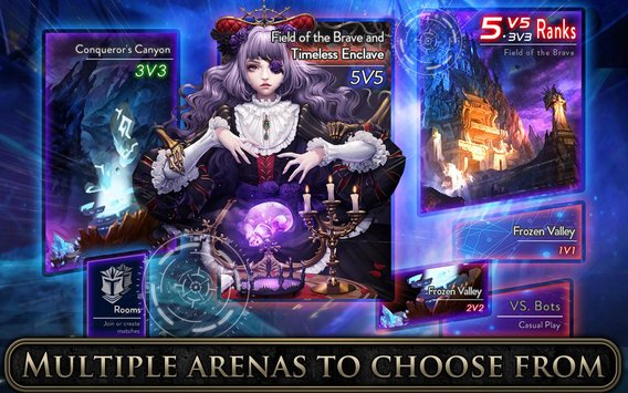 Ace of Arenas 4