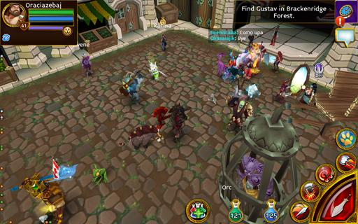 Arcane Legends MMO-Action RPG 6
