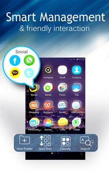 C Launcher – Themes, Wallpaper 2