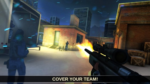 Counter Attack Team 3D Shooter 5