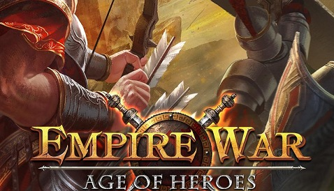 Empire War Age of Thrones logo