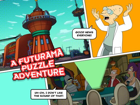 Futurama Game of Drones 6.