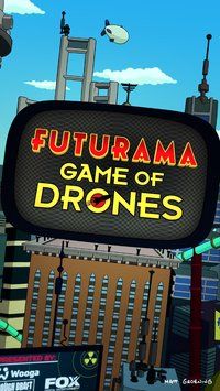 Futurama Game of Drones 6
