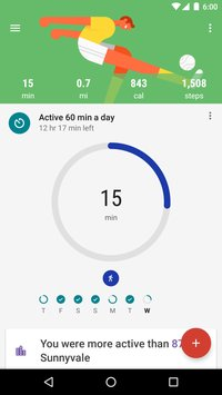 Google Fit - Fitness Tracking 1