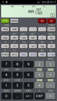 HiPER Scientific Calculator2