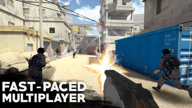 IRONFACE - Multiplayer Shooter1