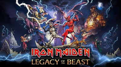 Maiden Legacy of the Beast1