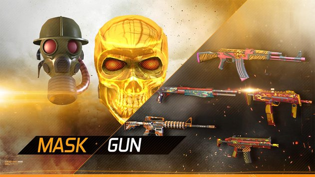 MaskGun Multiplayer FPS 3