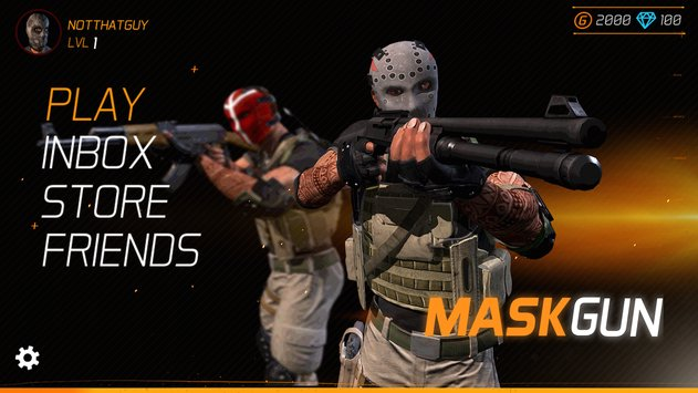 MaskGun Multiplayer FPS 7
