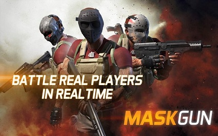 MaskGun Multiplayer FPS logo