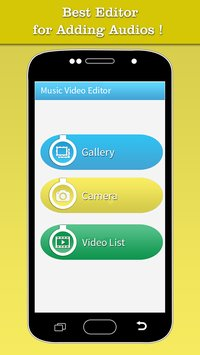 Music Video Editor Add Audio 4