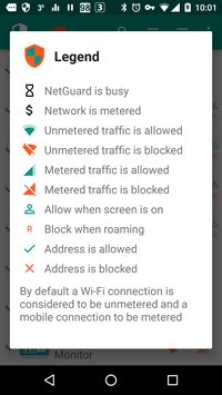 NetGuard - no-root firewall1