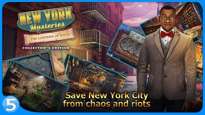 New York Mysteries 3.4