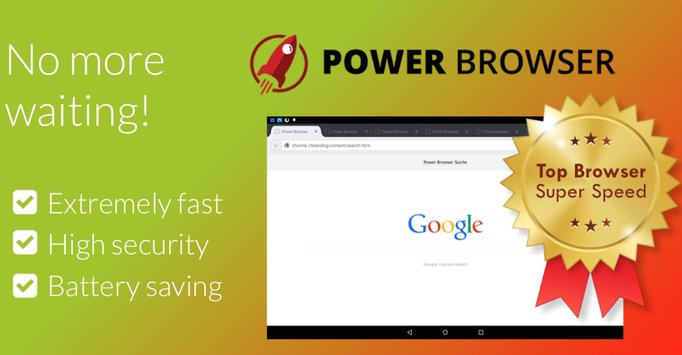 Power Browser 🚀 Fast & Safe 6