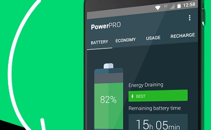 PowerPRO - Battery Saver logo