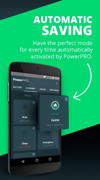 PowerPRO - Battery Saver