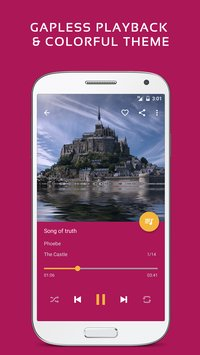 Pulsar Music Player.