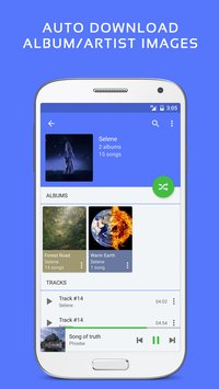 Pulsar Music Player1
