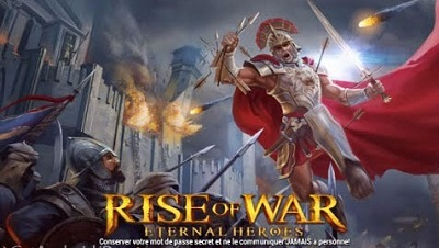 Rise of War  Eternal Heroes