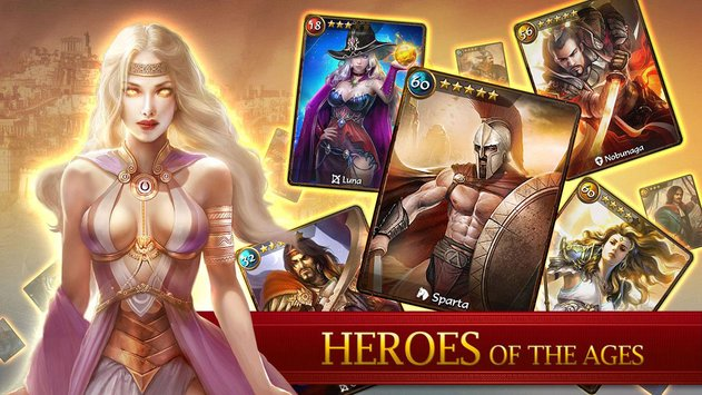 Rise of War  Eternal Heroes5