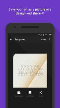Textgram - write on photos.
