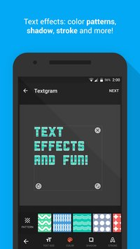 Textgram - write on photos4