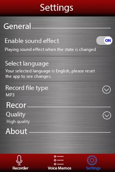 Voice recorder .1
