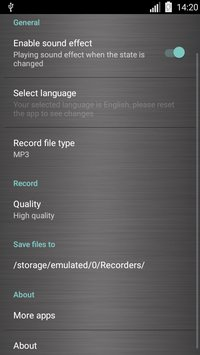 Voice recorder.3