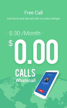 WhatsCall - Free Global Calls 1