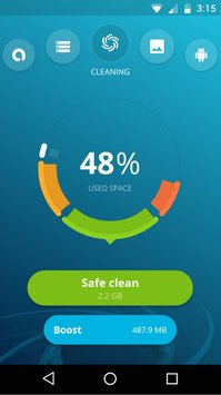 avast clean up & booster 2