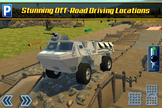 4x4 Offroad Parking Simulator 2