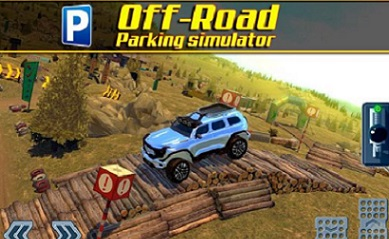 4x4 Offroad Parking Simulator logo