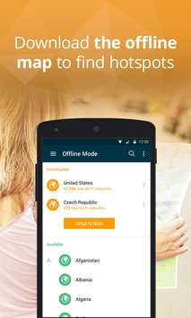Avast Wi-Fi Finder 4