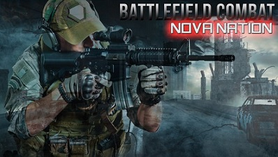 Battlefield Combat Nova Nation  logo