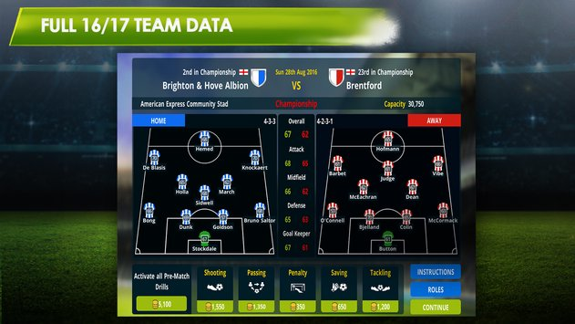 Championship Manager 17.