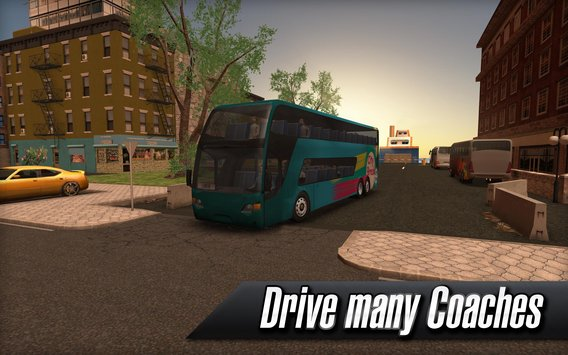 Coach Bus Simulator 2