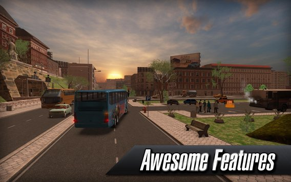 Coach Bus Simulator 5